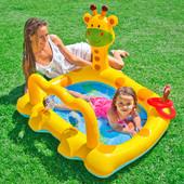 Бассейн для малышей Жираф  Intex 57105g
