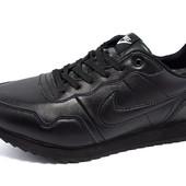 Зимние кроссовки  Nike 721 black