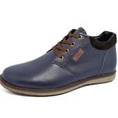 Зимние ботинки Braxton urban 362 blue