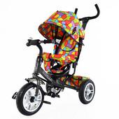 Тилли Мозаика 2016 T-351-1 детский трехколесный велосипед Tilly Trike