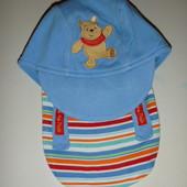 панамка кепка на мальчика 3-6 мес