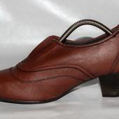 Туфли 38 р. esmara, Германия, кожа оригинал