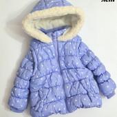 Куртка-жилетка 3в1 деми-зима George (1,5-2 года)