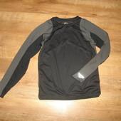 Спортивная футболка с длинным рукавом, реглан  Nike Dri-fit gyakusou, размер L длина 61 см, ширина 4