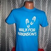 Фирменная футболка Gildan р.М 48 Гаити.