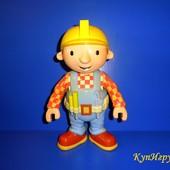 Боб строитель 30 см говорящий