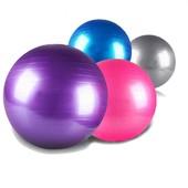 Гладкий Мяч 85см. фитбол Profit Ball для фитнеса