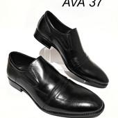 Классические туфли из натур кожи AvA37