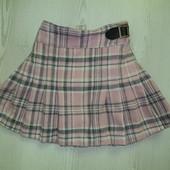 Фирменная юбка на 4-5 лет ,рост 110см