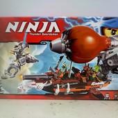 """Конструктор Bela Ninja  10448 """"Командный дирижабль"""" 294 деталей"""