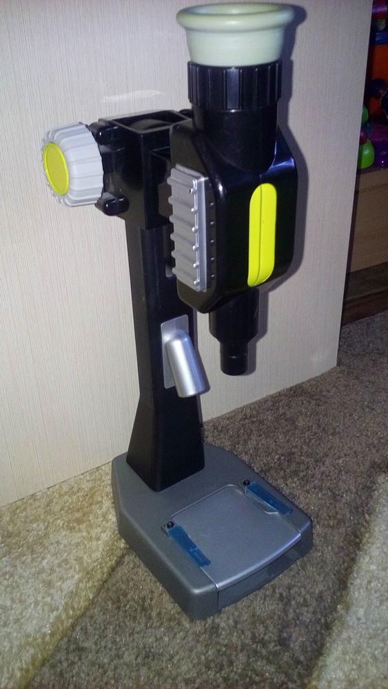 Микроскоп фото №3