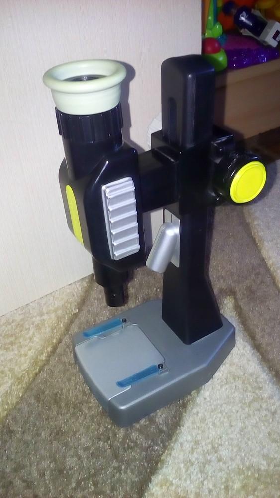 Микроскоп фото №7