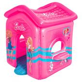 Игровой надувной домик Barbie(Барби), от 3-6 лет Bestway 93208