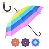 Зонт - трость складной Rainbow 55 см 10 сп