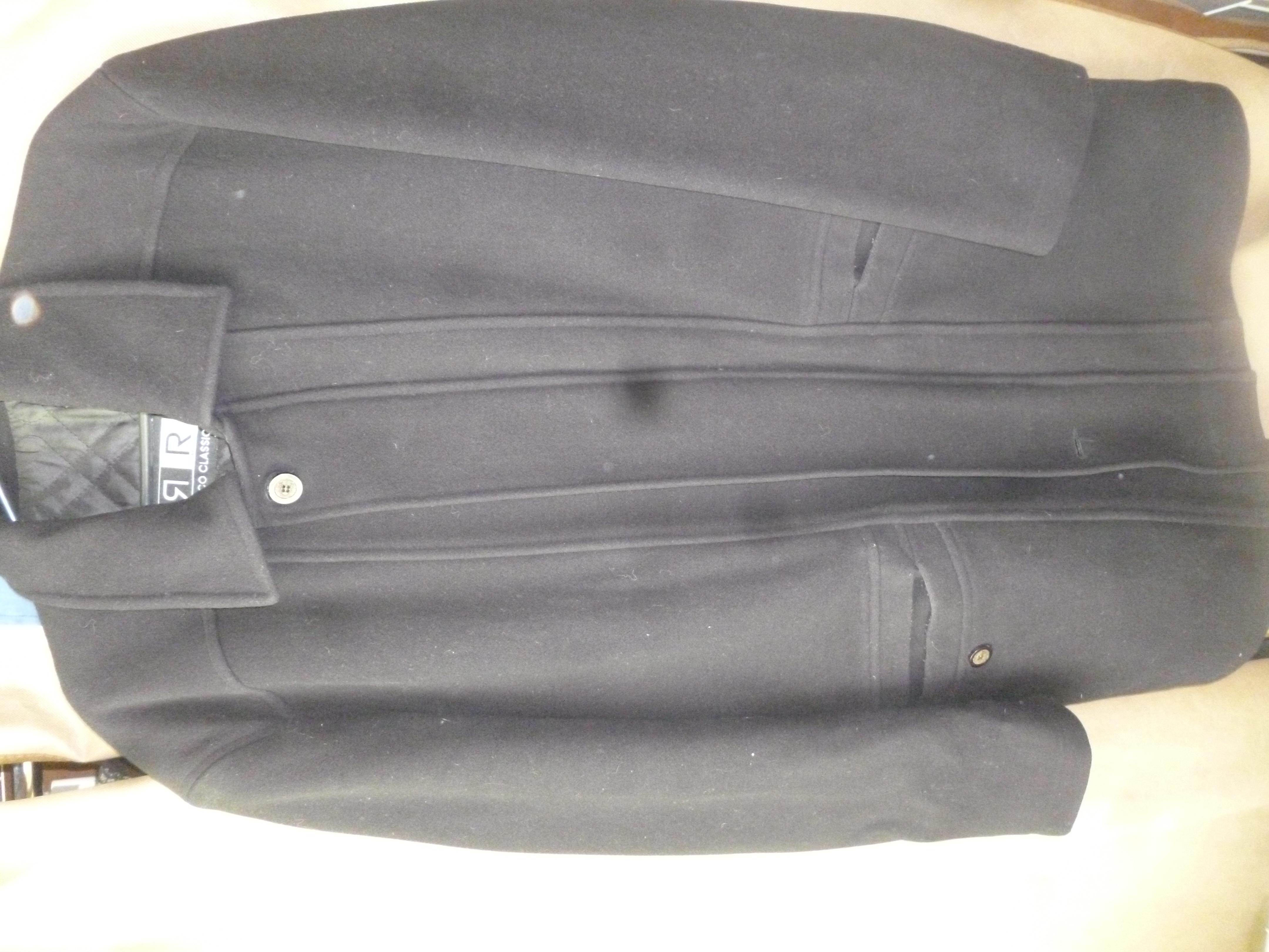 Пальто кашемир 48