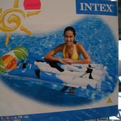 Детский надувной матрас Intex