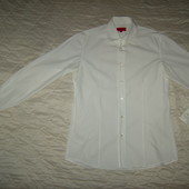 Белая рубашка Hugo Boss оригинал разм.L