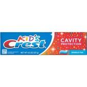 Зубная паста для детей американского бренда Crest. Оригинал.