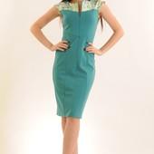 Платье николь р42-52 бриз