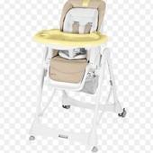 Eсpiro Mокка стульчик для кормления с вкладкой 2015г