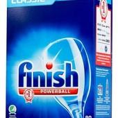 Таблетки Finish Classic для посудомоечной машины, 90 шт таблетки для посудомойки Финиш