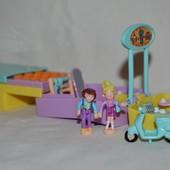Микро домик Polly Pocket Bluebird для малюсеньких маленьких куколок карманный полли покет с куколкам