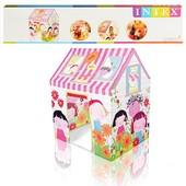 Детский игровой домик-палатка Intex 48621bs Friendship Play Tent