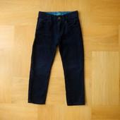 110 см H&M отличные легкие вельветовые брюки джинсы. Длина - 64 см, шаговый -44 см, пояс с утяжками