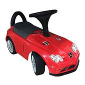 New! Машинка-каталка Bambi M 3189-3 Mercedes-benz красный (eva колеса)