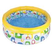 Надувной бассейн  детский Intex 168х40см Интекс