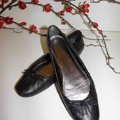 Кожанные балетки Alfani р.36 по стельке 24 см (на узкую ногу)