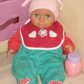 Кукла пупс hauck 39 см
