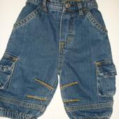джинсы на 0-5 мес