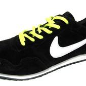 Кроссовки Мужские Спортивные Nike (N-528)