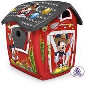 Игровой домик для детей Magical House Mickey Injusa 20340bs (111-117-118 см)