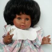 Кукла куколка пупсик этническая негрик Max Zapf 48 см