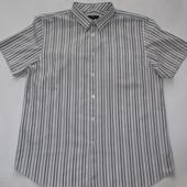 Рубашка мужская размер L (Jeff Banks)