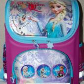Рюкзак ортопедический школьный холодное серце Эльза Хелоу Китти, Hello Kitty