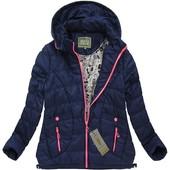 Асиметричная куртка женская демисезонная