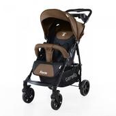 Прогулочная коляска carrello Forte crl-1408 Brown