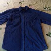 Джинсовая утепленная курточка