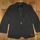 Пиджак р.104 4-5лет на мальч. как новый!