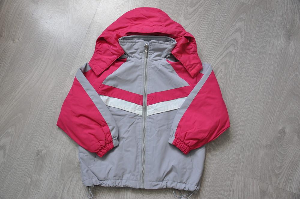 Демісезонна курточка, р.98. фото №1