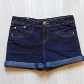 Стильные джинсовые шорты для девочки или мамы. Denim Co. Размер 12-13 лет или S