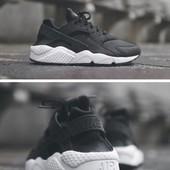 Кроссовки мужские Nike Huarache Ultra Black