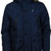 Kangol Jacket Ontario Navy  размер ХL