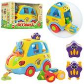 Машинка-сортер Автошка 9198 Joy Toy a