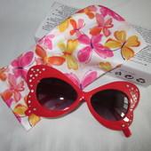 Детские очки Бабочки Avon.