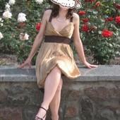 Нарядное платье 42-44 размер