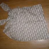 Christian Dior юбка для пляжа. парео. Оригинал